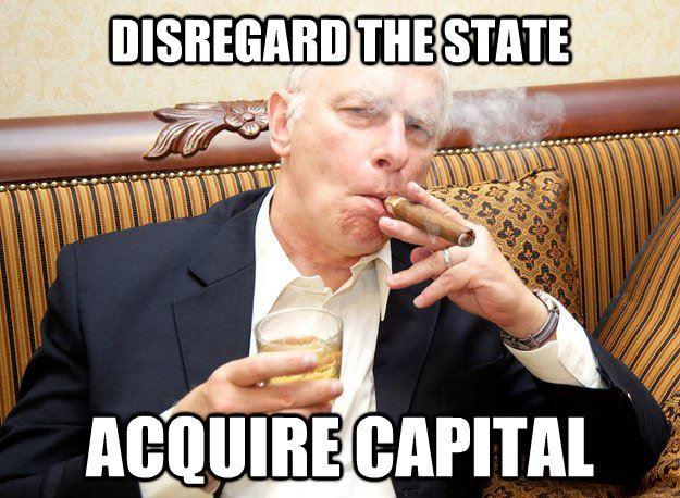 Disregard the State